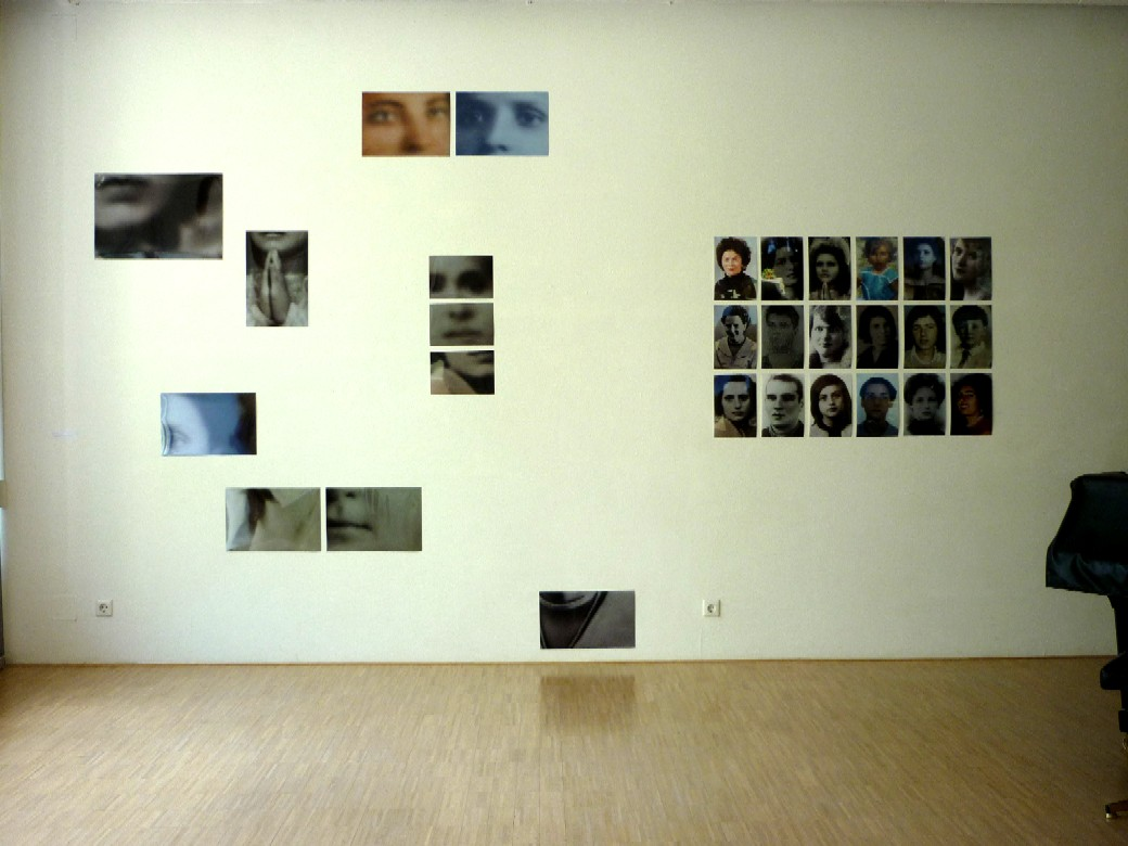 Ingrid Schuetz.Friedhof.Portraits.Fotografie.